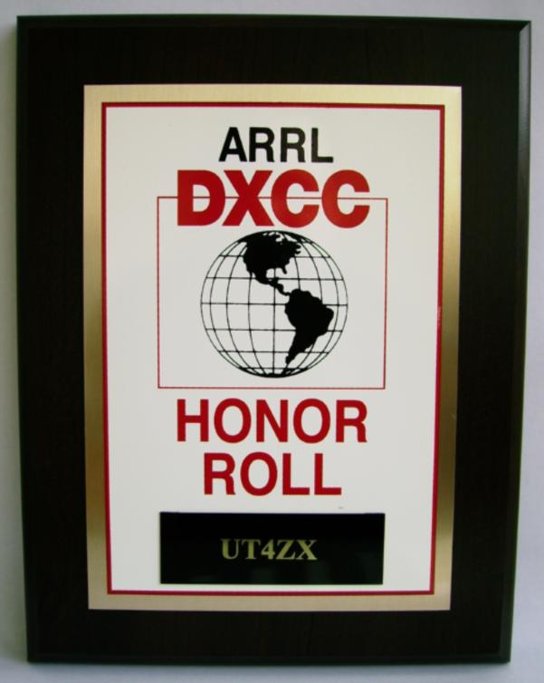 UT4ZX_DXCC_Honor_Roll