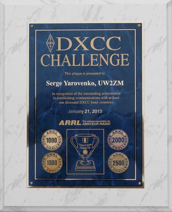 UW2ZM_DXCC_Challenge